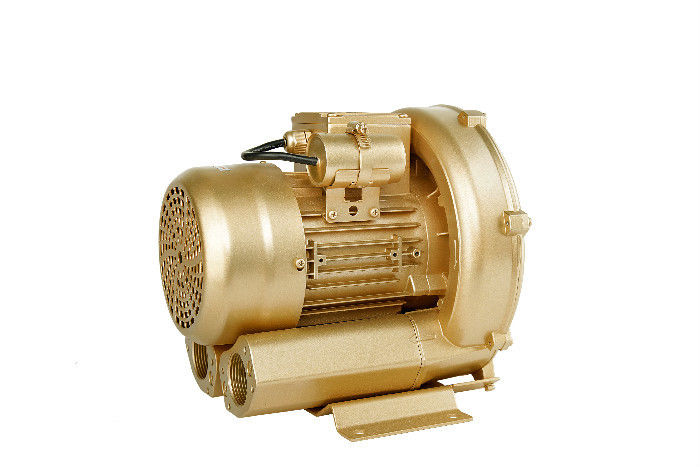 Low Noise High Pressure Goorui Side Channel Blower Wastewater Treatment Use